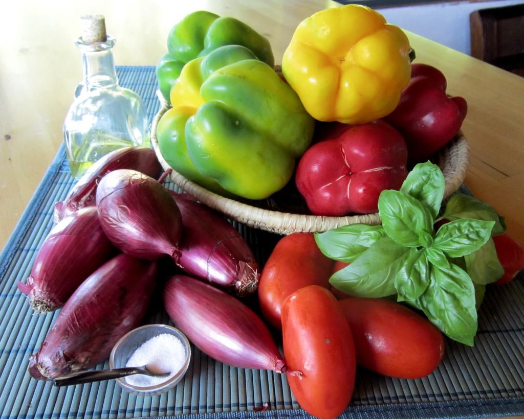 ingredienti naturali e senza additivi
