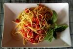 spaghetti senza glutine alla 'caro Willy'