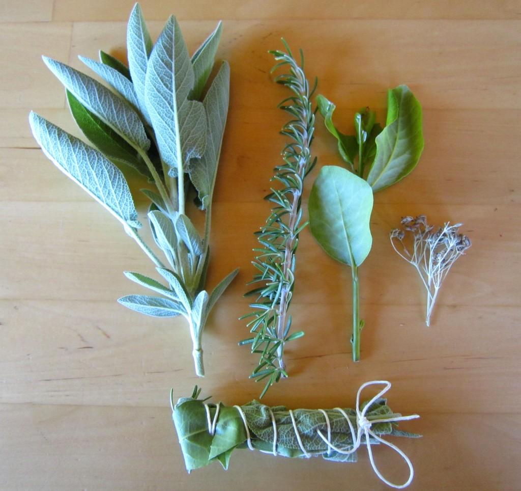 Aggiungi un bouquet di erbe aromatiche....
