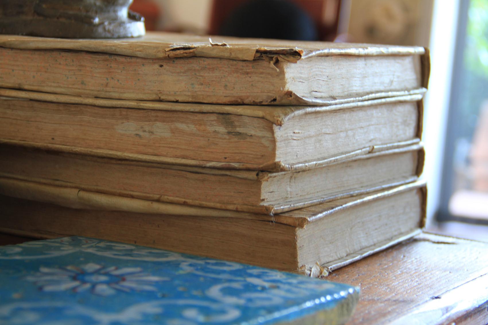 I libri di cucina della mia vita for Libri di cucina professionali pdf