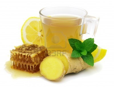 Il tè al ginger è una pozione potente.