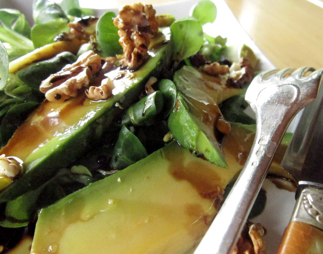 insalata valeriana