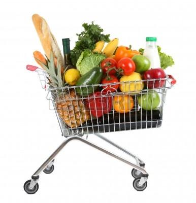 cassa del supermercato