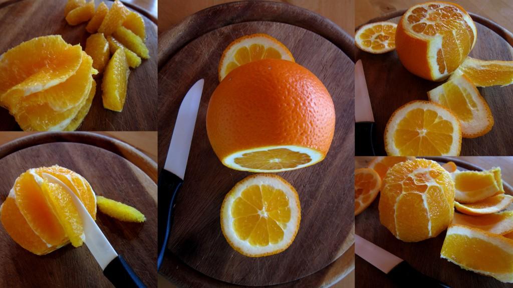 ininsalata di finocchi e arance