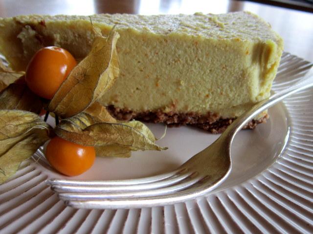 Torta crudista